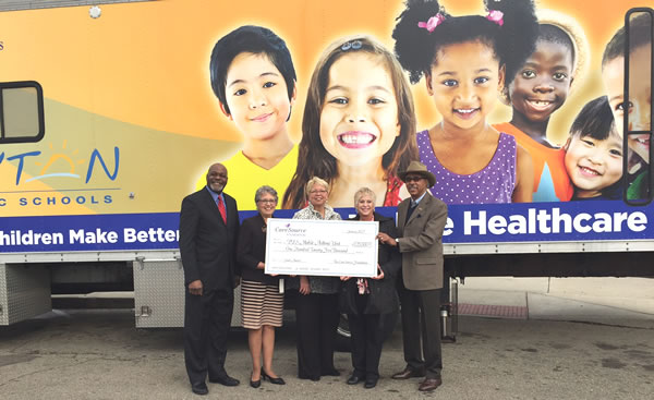 DPS Community Health Centers of Greater Dayton Mobile Health Unit Media Day